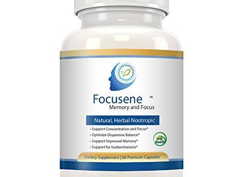 Mental Focus Supplement – Focusene. ...