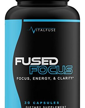 Premium Brain Support Nootropic For Focus, Energy, ...