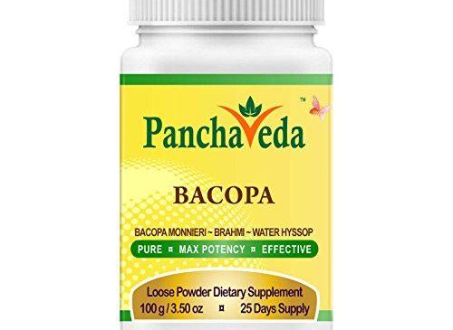 Panchaveda Brahmi Hair Powder Organic, Ayurvedic, ...