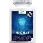 Premium Brain Supplement Support for Healthy Focus ...