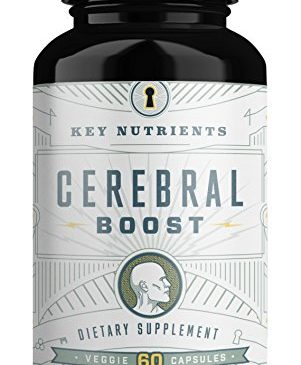 Super Strength Brain Support Supplement: CEREBRAL ...