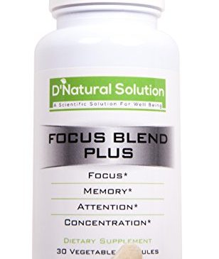FOCUS BLEND PLUS – Physician Formulated ...