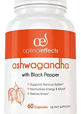 Premium Ashwagandha Supplement by Optimal Effects ...