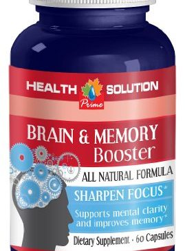 Brain and memory – BRAIN AND MEMORY BOOSTER ...