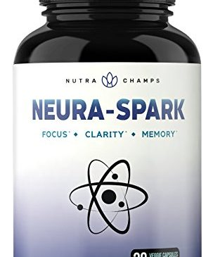 Premium Brain Supplement for Focus, Memory, ...