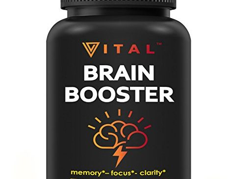Brain Booster for Premium Brain Function – ...