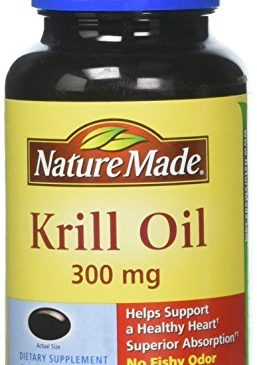 Nature Made Krill Oil, 100% Pure, Supports Optimal ...