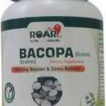 Bacopa (Certified Brahmi) 600 mg Vegetarian ...