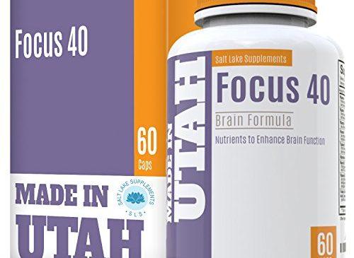 FLASH SALE – Brain Booster Focus 40 Brain ...