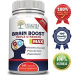 HEALTH NURTURE BRAIN BOOST MAXIMUM STRENGTH ...