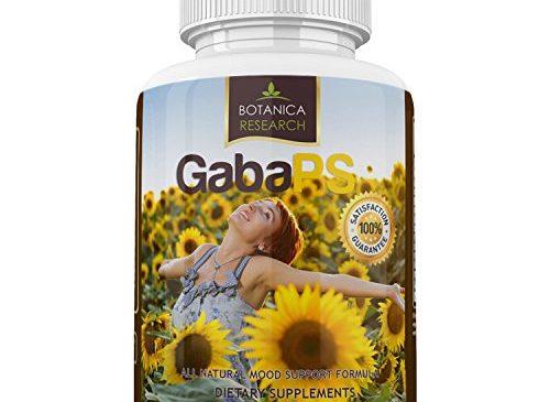 Botanica GabaPS: with Gaba, Ashwagandha – ...