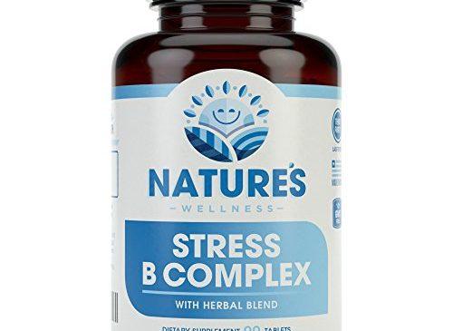 Premium Stress Support Formula – All Natural ...