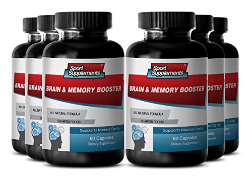 Memory Supplements for Elderly – Brain and ...