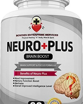Extra Strength Brain Supplement For Neuro Plus ...