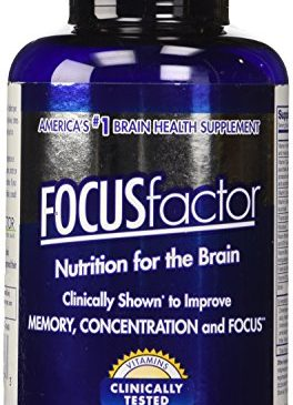 FOCUSfactor Dietary Supplement 150 Tablets, ...