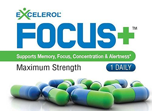 FOCUS+ Brain Supplement – Doctor Recommended ...