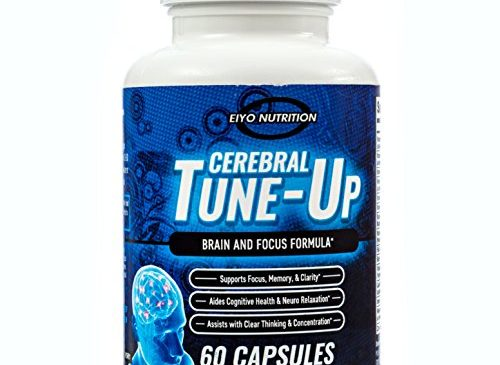 Brain Supplements – Cerebral Tune-Up, DMAE ...