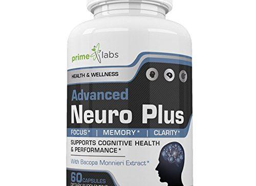 Advanced Brain Supplement Support Booster – ...