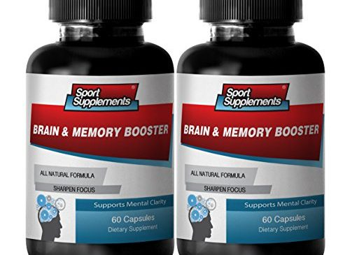 Brain Booster for Adults – Brain and Memory ...