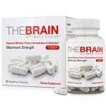 The Brain Ultimate Focus Maximum Strength Brain ...