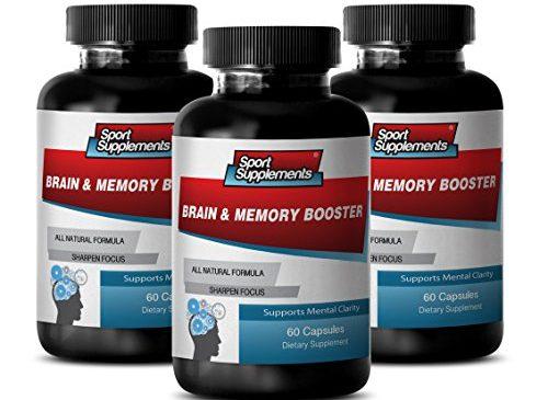 Organic Brain Booster – Brain and Memory ...