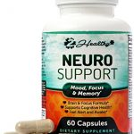 Extra Strength Brain Function Booster Supplement ...