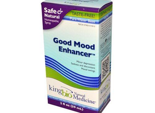 King Bio Homeopathic Good Mood Enhancer – 2 ...