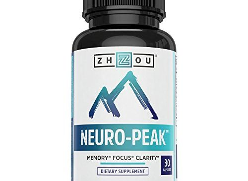 Neuro Peak Brain Support Supplement – ...