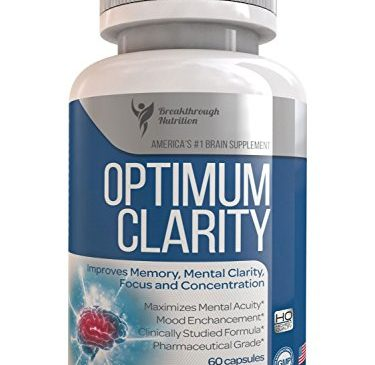 Optimum Clarity Brain Supplement – #1 All ...