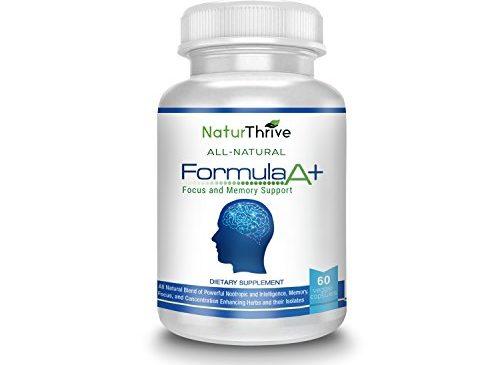 NaturThrive Formula A+ – All Natural ...