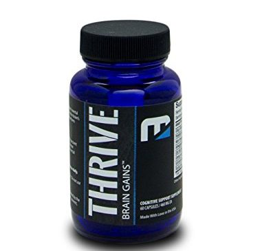 Thrive – Natural Brain Gains Supplement for ...