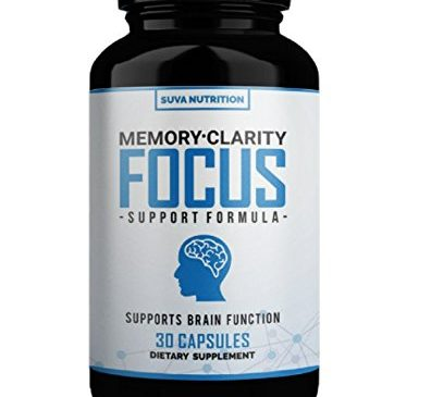#1 Brain Supplement for Memory, Clarity & ...