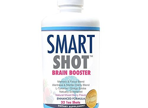 SMART SHOT™ Liquid Brain Supplement – ...