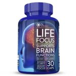 Brain Booster Nootropic Supplement By All Life ...