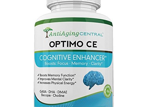 Natural Brain & Focus Supplement for Mental ...