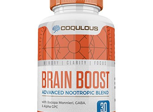 Brain Supplement – Nootropic, Brain Boost ...