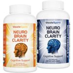 2 x Brain Supplements Healthy Brain Pills – ...