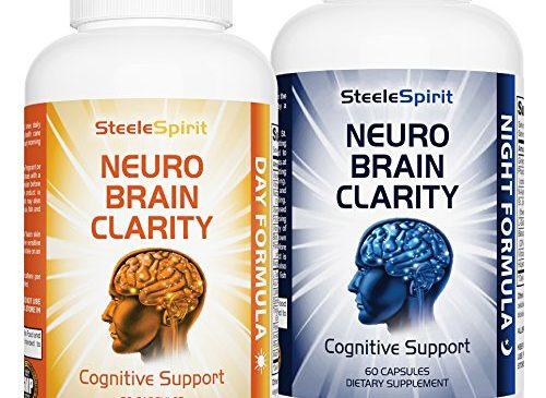 2 x Brain Supplements Healthy Brain Pills – ...