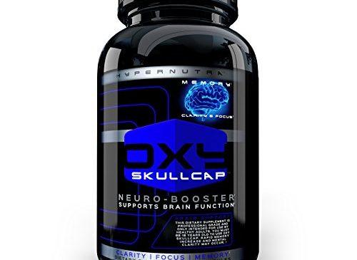 Oxy Skullcap Extra Strength Brain Supplement for ...