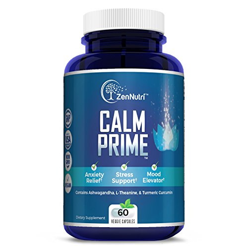 Calm Support, Anti Anxiety, Stress Relief, Mood ...