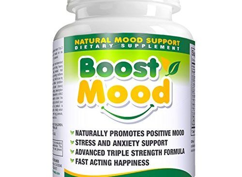 Boost Mood Natural Mood Support Dietary ...
