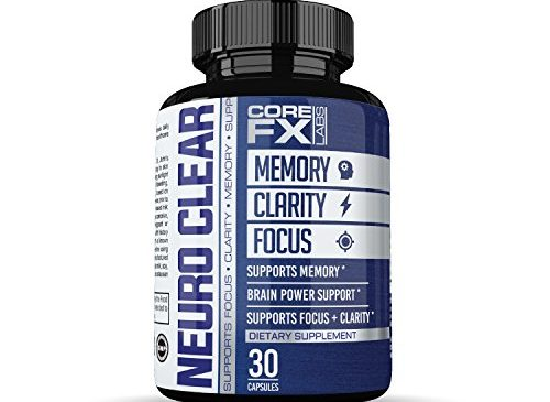 Brain Function Supplement by CoreFX Labs – ...