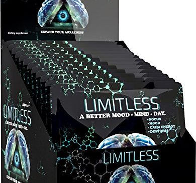 Atomixx Limitless 4-Capsule Pack (12-Pack Display) ...