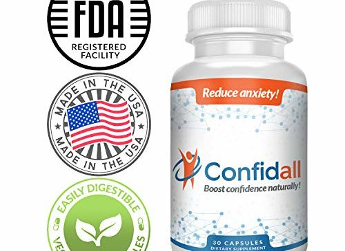 Confidall – Confidence Boosting Anti Anxiety ...
