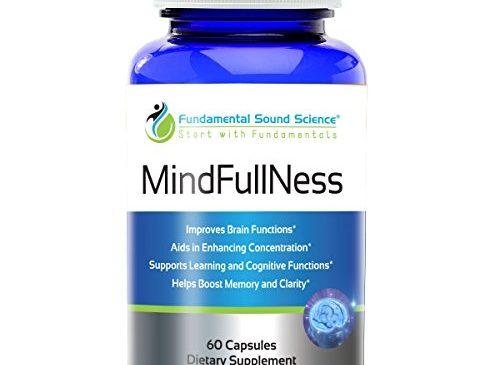 MindFullNess Herbal Dietary Supplements, Brain ...
