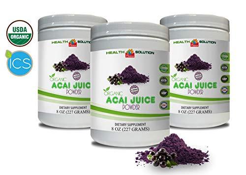 Energy Booster Powder – Organic ACAI Juice ...