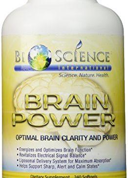 Brain Power. Optimal Brain Clarity and Power. ...