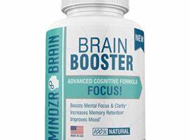 Mindzr Brain Booster Supplement (60 Capsules) ...