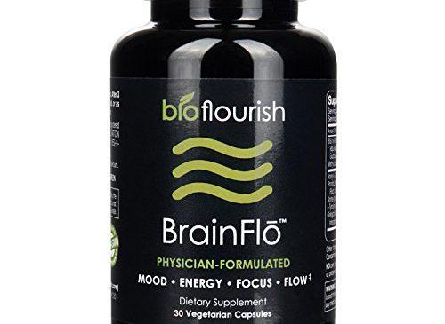 Nootropic Energy and Focus Brain Supplement: Non ...