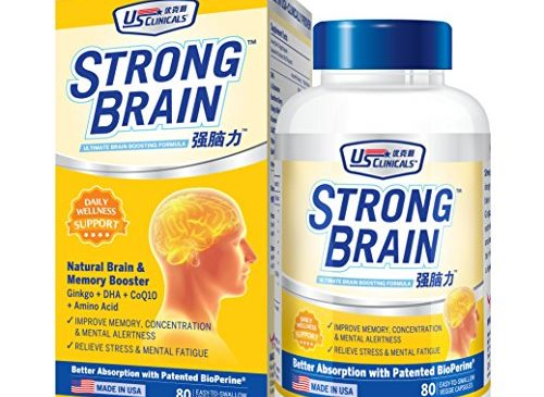 US Clinicals™ StrongBrain™ Ultimate Brain ...